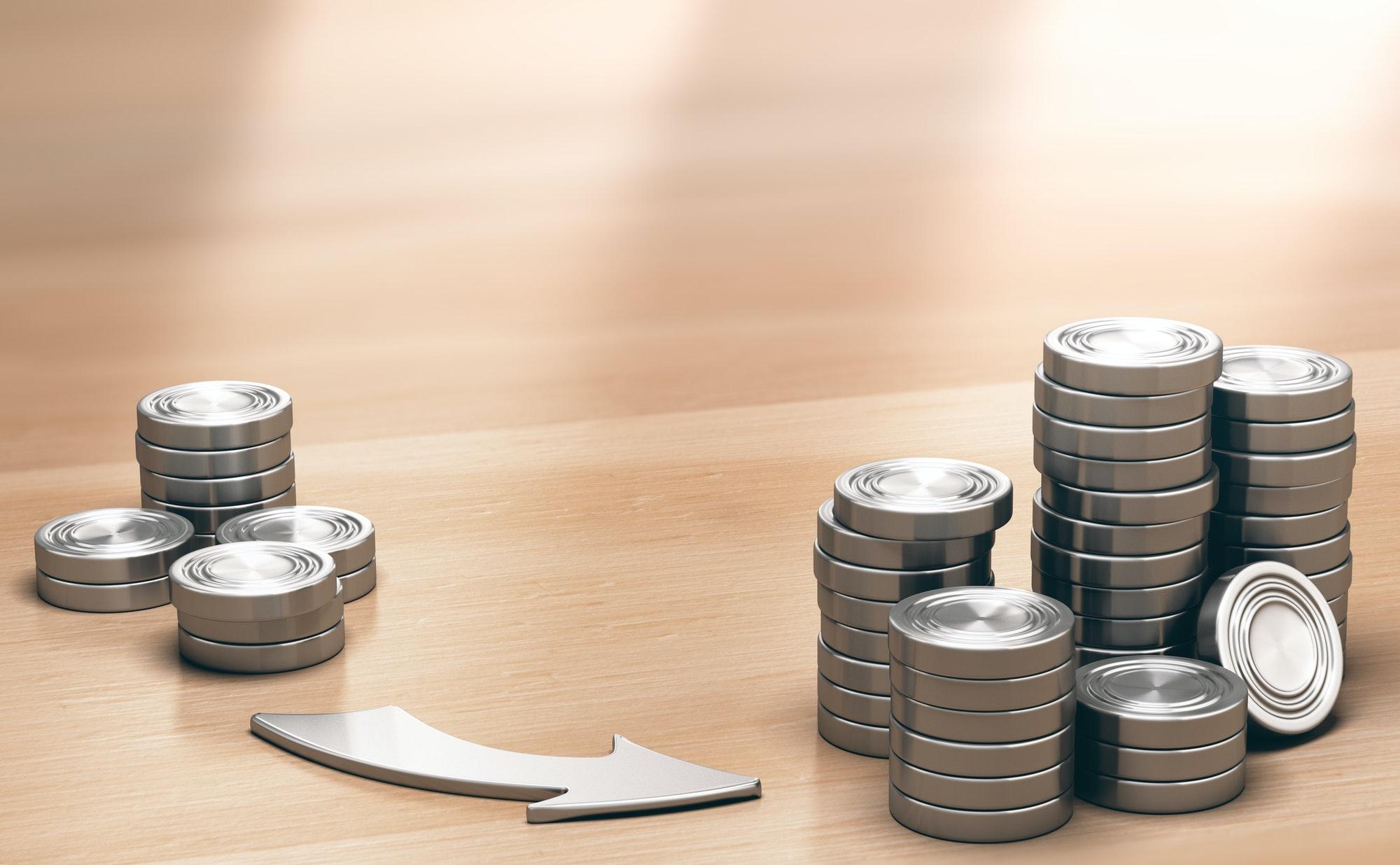 ROI Return On Investment Capital Gain